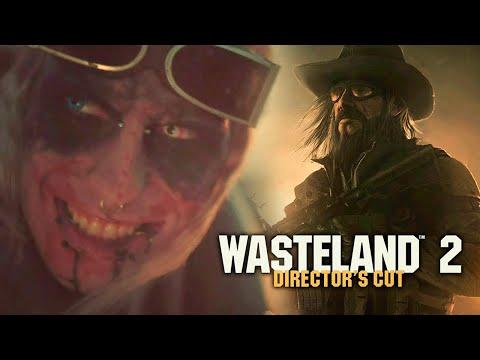 Wasteland 2 Director's Cut - Gameplay do Início (PC Gameplay PT-BR Português)