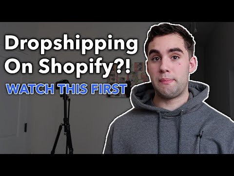 Dropshipping On Shopify?! | WATCH THIS FIRST