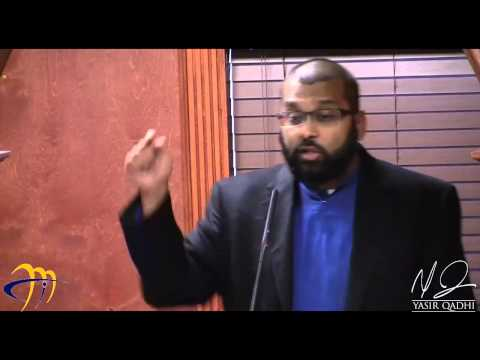 Condemning the Charlie Hebdo Attack & Respecting Prophet Muhammad ~ Dr. Yasir Qadhi | 9th Jan 2015