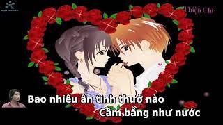 KARAOKE DUNG NHAC CHUYEN LONG MOI SONG CA VOI THUC OANH