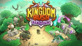 Kingdom Rush Origins Gameplay Trailer (iOS/Andorid)