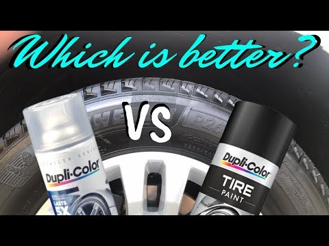 WHICH DUPLI-COLOR TIRE DRESSING IS THE BEST????