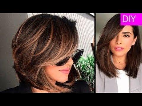 Corte de cabello mujer bob corto