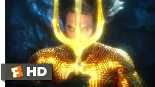 Aquaman (2018) - War for the Seas Scene (9/10)   Movieclips