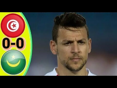 Mauritania Vs Tunisia 0-0 Africa Cup of Nations  02/07/2019
