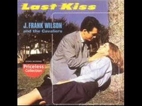 J Frank Willison and the Cavaliers Last kiss Good Quality