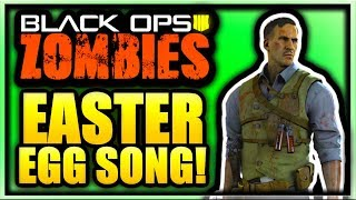 "Black Ops 4 Zombies Alpha Omega Easter Egg Song ""I Am the Well""! (BO4 Zombies Easter Egg Song Kevin)"