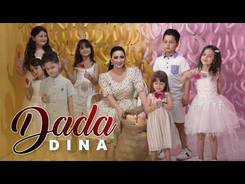 Dina - Dada -  by Halkawt Zaher  ( Official Music Video )  دینا - دادە