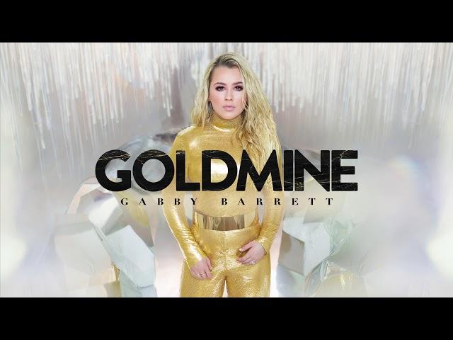 Gabby Barrett - Goldmine (Audio)