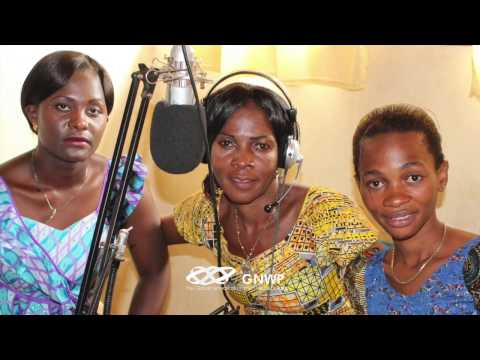 (6) Girl Ambassadors for Peace in DRC: Sixth Radio Broadcast