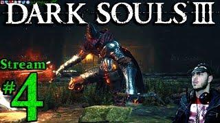 Dark Souls 3 🌲👺🧙1st Time👻🎮Pro👑All DLC💸PC💻Max Graphics✨#4th Stream🎋