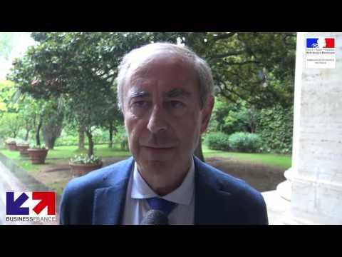 """""""Investor's Month'', iniziativa lanciata dal Governo Francese per promuovere all'estero la Francia"""