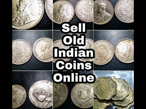 Where to sell old coins | Online | India
