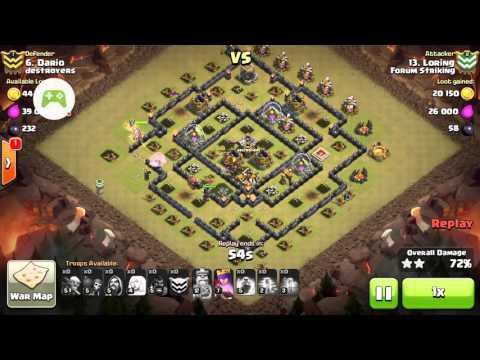 Forum Striking - Loring: Heehaw Attack #2 vs max th9