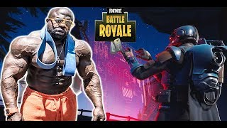 "UNLOCKING ""BLOCKBUSTER"" // Fortnite Battle Royale // GIVEAWAY 