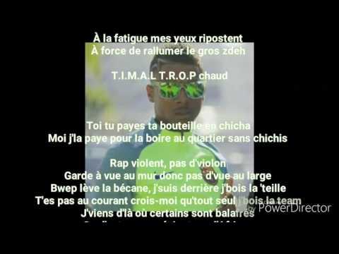 Timal - La 5 (Freestyle) Audio + Parole