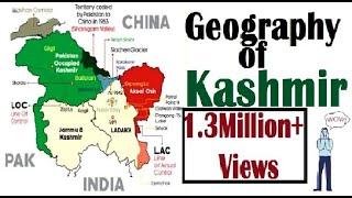 Geography of Kashmir