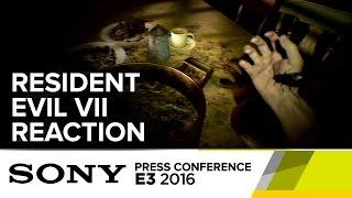 Resident Evil 7 Hype!  - E3 2016 GameSpot Post Show
