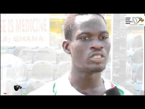 Ghana Rugby Club Championship Week 2   Video