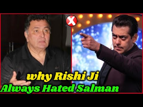 Why Rishi Kapoor Always Hated Salman Khan from YouTube · Duration:  2 minutes 21 seconds