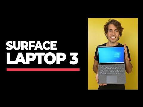 Recensione SURFACE LAPTOP 3: un pezzo unico
