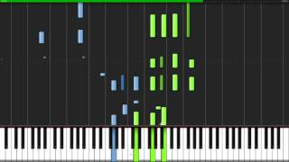 Happy Birthday to You [Piano Tutorial] (Synthesia) // Piano Man