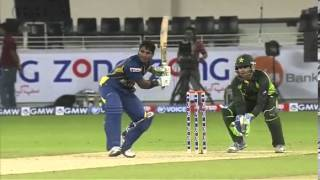 kusal janith the best left hand striker