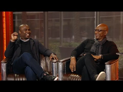 Hall of Famers Eric Dickerson & Marshall Talk Rams Coming Back to Los Angeles in Studio - 1/19/16