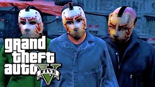 GTA 5 (PC) - Gameplay Walkthrough - Mission #38: Blitz Play [Gold Medal]