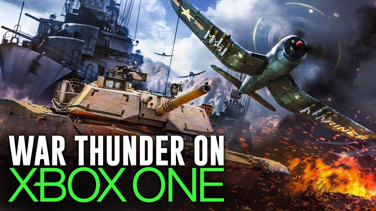 war thunder for xbox 360