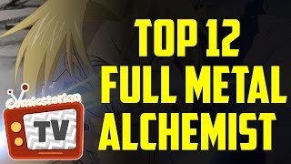 Full Metal Alchemist - 12 Fun Facts