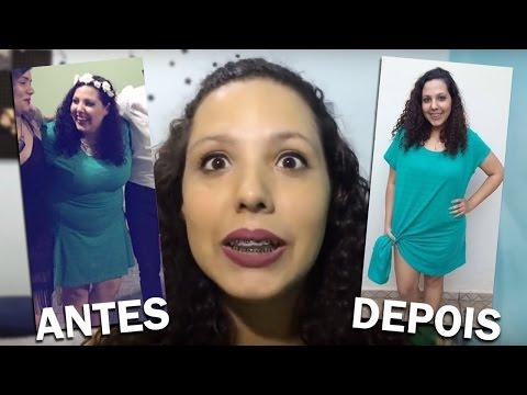 DIÁRIO DA BARIÁTRICA - 5 MÊS DE REDUÇÃO DE ESTÔMAGO
