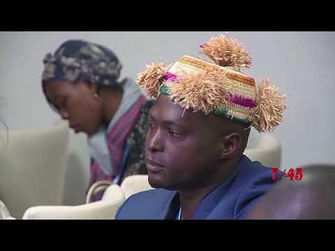 Emission 7/45 - Le condensé des actualités présidentielles - TELE CONGO -
