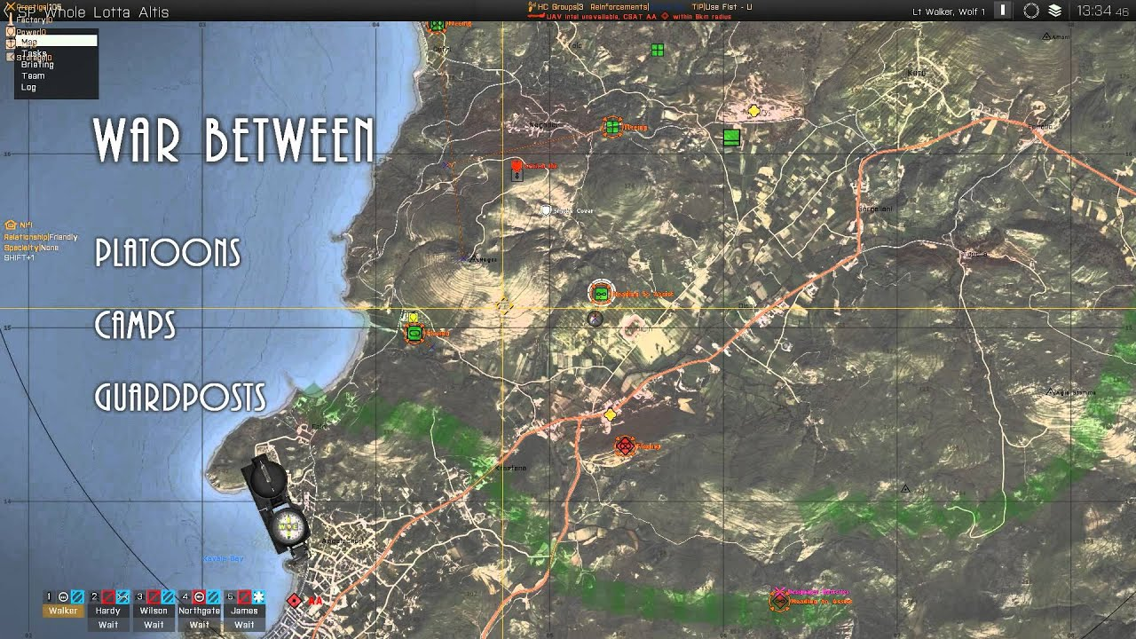 Sp Mp Dynamic Whole Map Arma3 Missions By Saok Page 134 Arma 3 User Missions Bohemia Interactive Forums