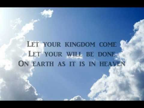 As it is in Heaven - Matt Maher (Lyrics)