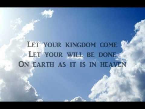 As it is in Heaven - Matt Maher (Lyrics)