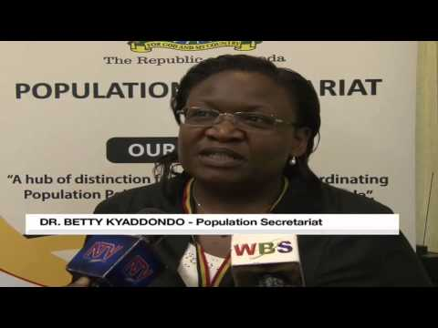 Uganda's population now at 35.4 million