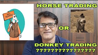 Horse trading or Donkey trading?????? || Rajasthan crisis 2020