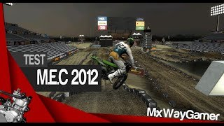 Test Monster Energy Cup   Mx vs Atv Reflex Custom track PC   MxWayGamer