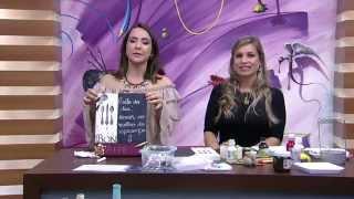 Quadro gourmet com lousa – P2 – Camila Claro De Carvalho