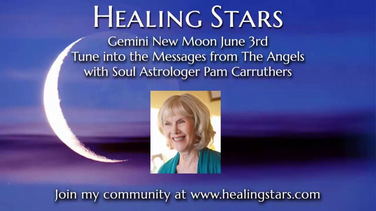 New Moon in Gemini-Tune into the Messages from the Angels