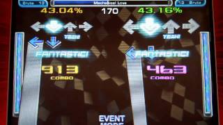 Parrax & Happy Feet-Mechanical Love 99.19% & 99.98%