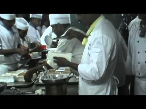 CAKE MAKING at Culinary Academy Of India-2014
