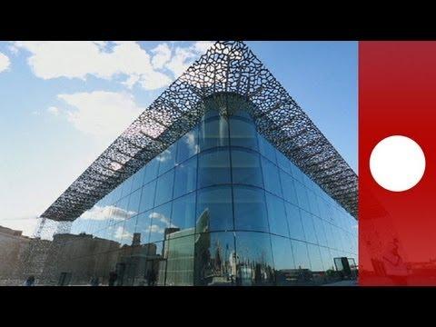 Marseille unveils long awaited MuCEM - lemag