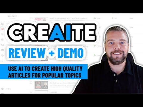 Creaite Review and Demo | Creaite Article Writer