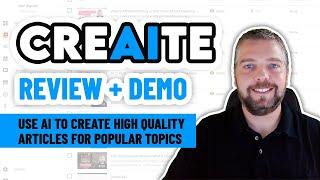 Creaite Review and Demo | Creaite Article Writer