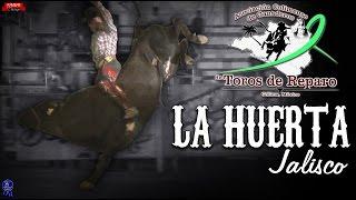 ¡¡ESPECTÁCULO IMPRESIONANTE!! La Asociación Colimense de Toros de Reparo en La Huerta, Jalisco