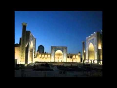 世界約190か国 夜景シリーズ 中央アジア ウズベキスタン Uzbekistan a night view 画像投稿