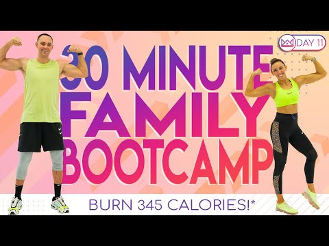 The 24-Minute At-Home Bootcamp