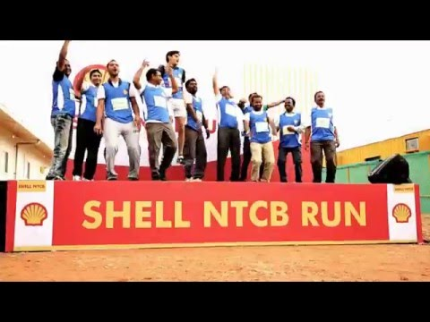 Shell (NTCB) New Technology Centre Bangalore Run 2014